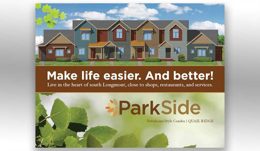 Parkside at Quail RIdge, Longmont, CO